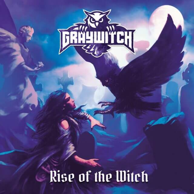 Graywitch Rise of the Witch cover