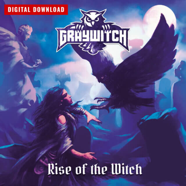 Graywitch Rise of the Witch cover digital